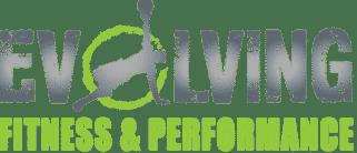 evolving fitness logo